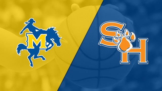 McNeese vs. Sam Houston State (W Basketball)