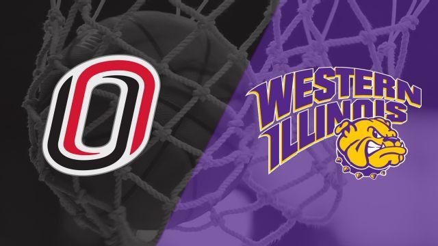 Omaha vs. Western Illinois (Semifinal) (Summit League Women's Championship)
