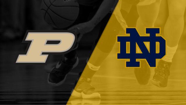 Purdue vs. Notre Dame (Second Round) (NCAA Women's Basketball Championship)