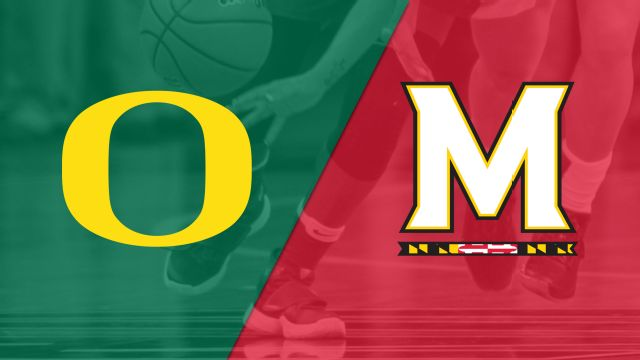#10 Oregon vs. #3 Maryland (Regional Semifinal) (NCAA Women's Basketball Championship)