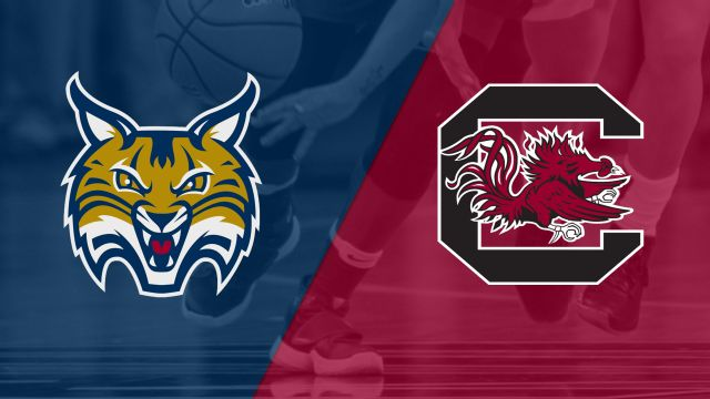 #12 Quinnipiac vs. #1 South Carolina (Regional Semifinal) (NCAA Women's Basketball Championship)