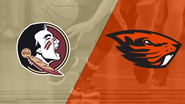 #3 Florida State vs. #2 Oregon State (Regional Semifinal) (NCAA Women's Basketball Championship)