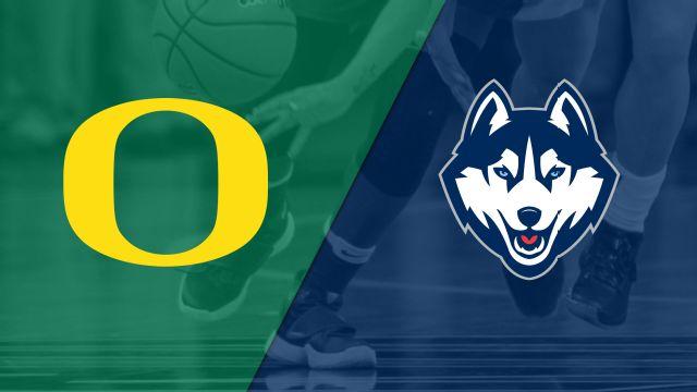 #10 Oregon vs. #1 Connecticut (Regional Final) (NCAA Women's Basketball Championship)