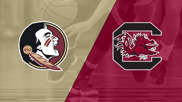 #3 Florida State vs. #1 South Carolina (Regional Final) (NCAA Women's Basketball Championship)