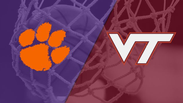 Clemson vs. Virginia Tech (First Round) (ACC Women's Tournament)