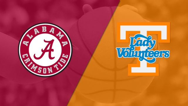Alabama vs. Tennessee (Second Round, Game 2) (SEC Women's Tournament)