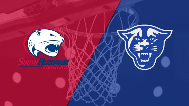 South Alabama vs. Georgia State (First Round, Game 3) (Sun Belt Conference Women's Championship)