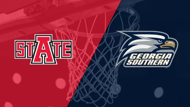 Arkansas State vs. Georgia Southern (First Round, Game 4) (Sun Belt Conference Women's Championship)