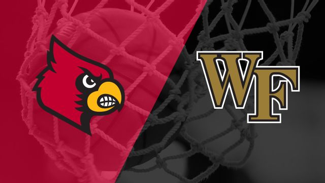 #14 Louisville vs. Wake Forest (W Basketball)