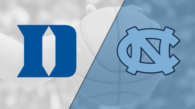 #13 Duke vs. North Carolina (W Basketball)