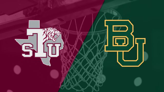 Texas Southern vs. Baylor (First Round) (NCAA Women's Basketball Championship)