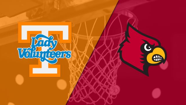 #5 Tennessee vs. #4 Louisville (Second Round) (NCAA Women's Basketball Championship)