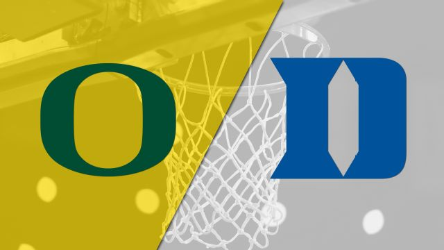 #10 Oregon vs. #2 Duke (Second Round) (NCAA Women's Basketball Championship)