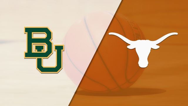 #3 Baylor vs. #6 Texas (W Basketball)