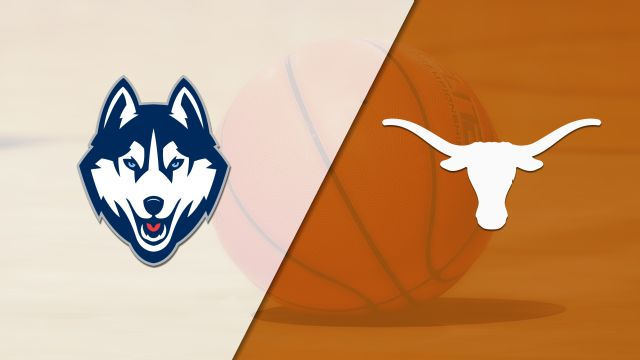 #1 Connecticut vs. #9 Texas (W Basketball)