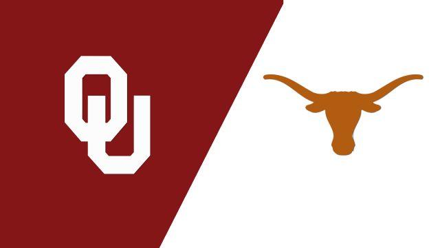 #14 Oklahoma vs. #8 Texas (W Basketball)