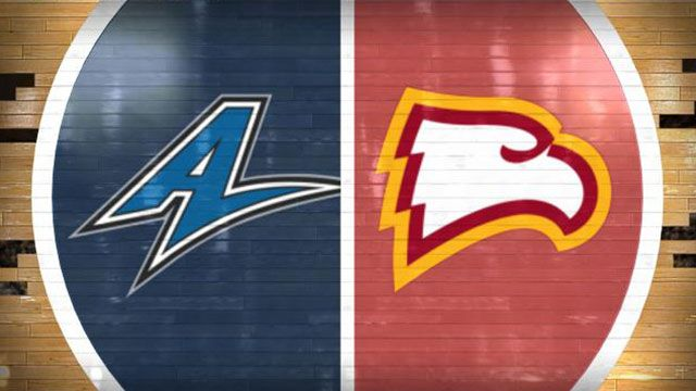 UNC Asheville vs. Winthrop (Exclusive)