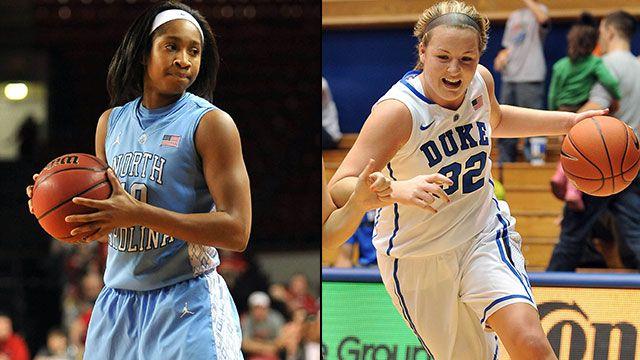 #15 North Carolina vs. #5 Duke