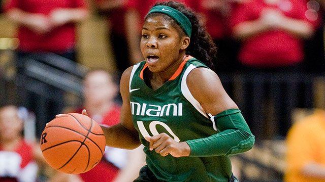 Virginia Tech vs. Miami (FL) (Opening Round - Outermarket): ACC Women's Basketball Tournament
