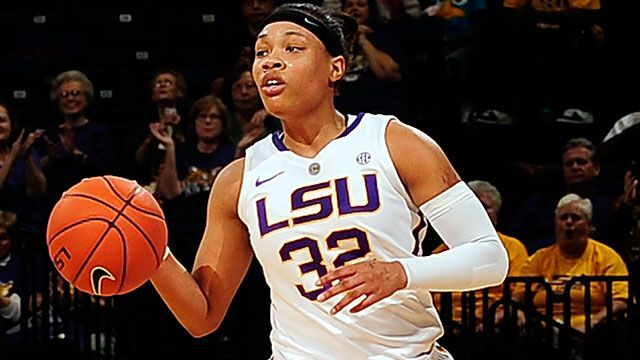 Auburn vs. #22 LSU (First Round - Outermarket): SEC Women's Basketball Tournament
