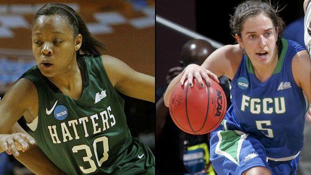 Stetson vs. Florida Gulf Coast (Championship - Outermarket): Atlantic Sun Women's Basketball Championship