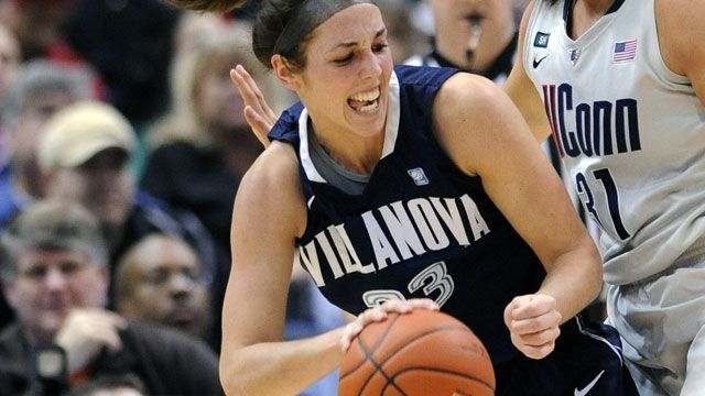 Georgetown vs. Villanova (Second Round, Game 4): BIG EAST Women's Basketball Championship