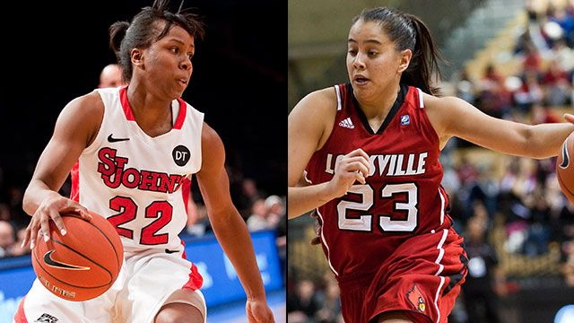 St. John's vs. #13 Louisville (Quarterfinal #1): BIG EAST Women's Basketball Championship