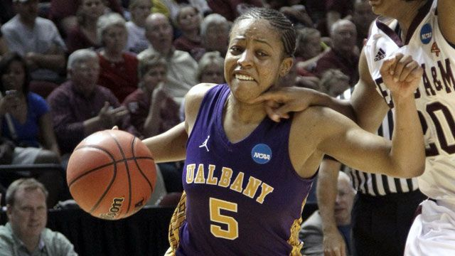 New Hampshire vs. Albany (Exclusive Semifinal #2): America East Women's Basketball Championship