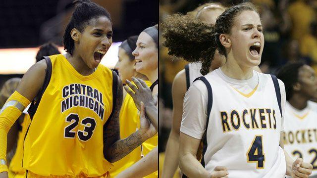 Central Michigan vs. Toledo (Semifinal #1): MAC Women's Basketball Championship