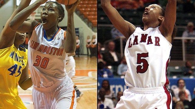 Lamar vs. Sam Houston State (Exclusive Semifinal #2): Southland Women's Basketball Tournament