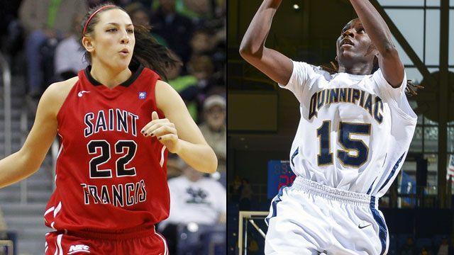 St. Francis (PA) vs. Quinnipiac (Championship): NEC Women's Basketball Tournament