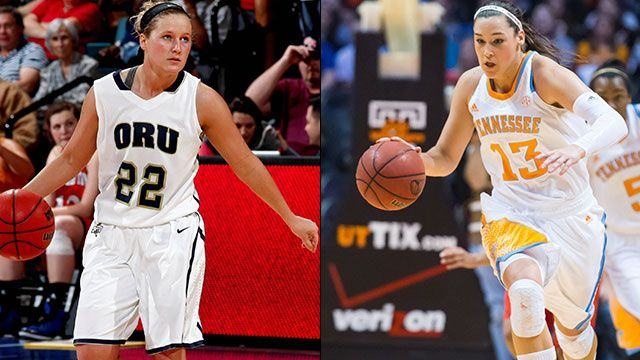 #15 Oral Roberts vs. #2 Tennessee (First Round): 2013 NCAA Women's Basketball Championship