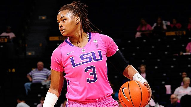 #11 Green Bay vs. #6 LSU (First Round): 2013 NCAA Women's Basketball Championship