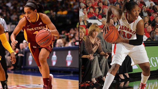 #5 Iowa State vs. #4 Georgia (Second Round): 2013 NCAA Women's Basketball Championship