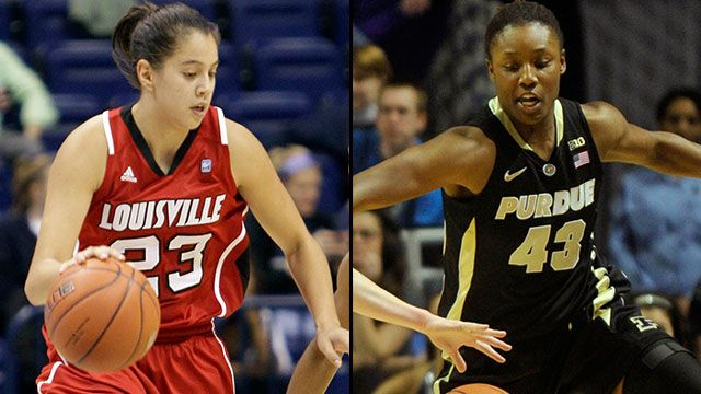 #5 Louisville vs. #4 Purdue (Second Round): 2013 NCAA Women's Basketball Championship
