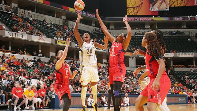 Indiana Fever vs. Washington Mystics (Conference Semifinal, Game 2)