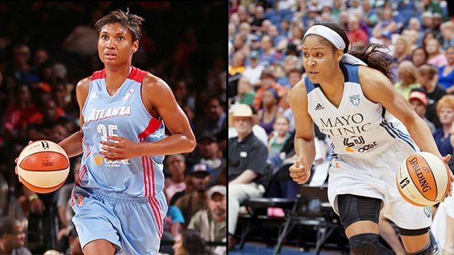 Atlanta Dream vs. Minnesota Lynx