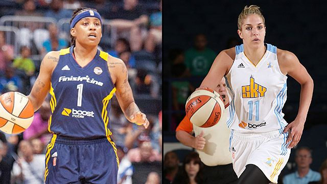 Indiana Fever vs. Chicago Sky