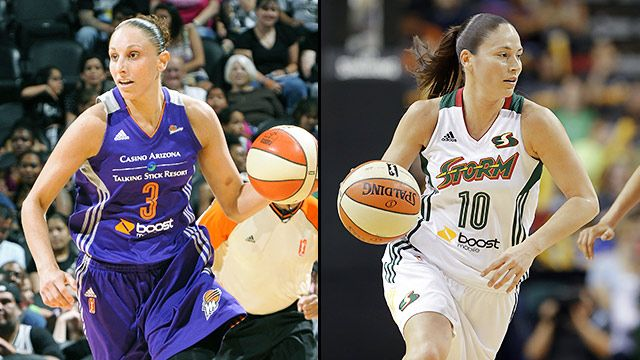 Phoenix Mercury vs. Seattle Storm