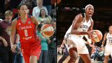 Washington Mystics vs. New York Liberty