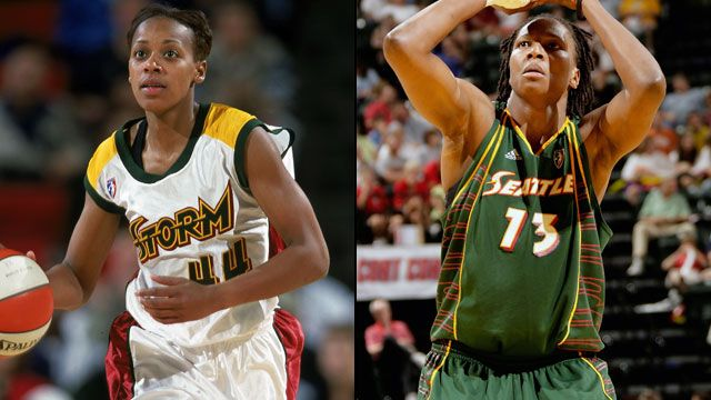 2014 Women's Basketball Hall of Fame Induction