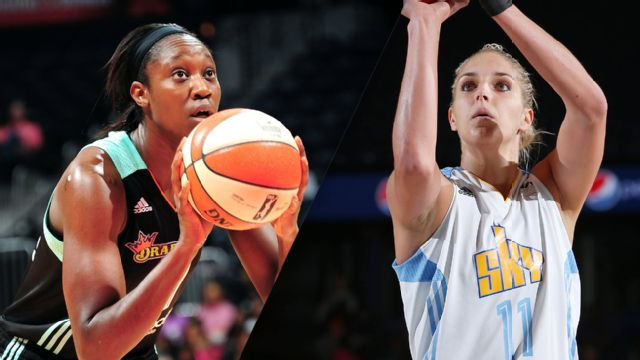 New York Liberty vs. Chicago Sky