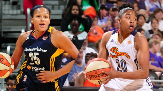 Indiana Fever vs. Connecticut Sun