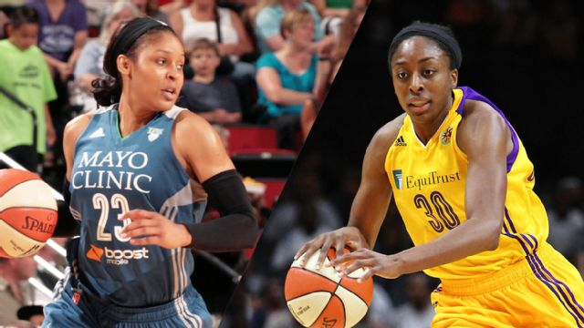 Minnesota Lynx vs. Los Angeles Sparks