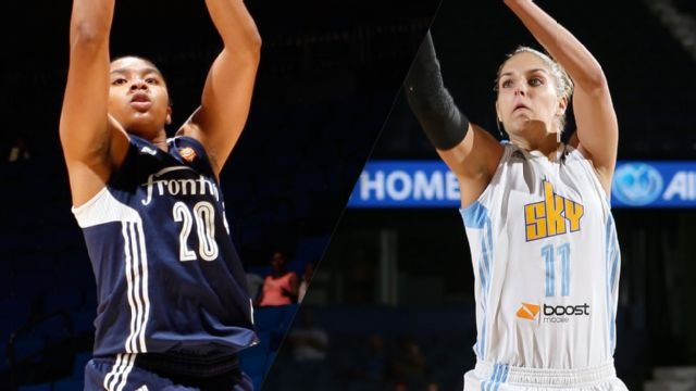 Connecticut Sun vs. Chicago Sky