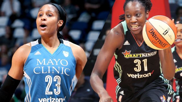 Minnesota Lynx vs. New York Liberty
