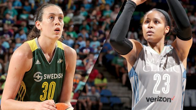 Seattle Storm vs. Minnesota Lynx