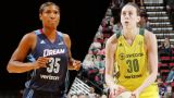 Atlanta Dream vs. Seattle Storm