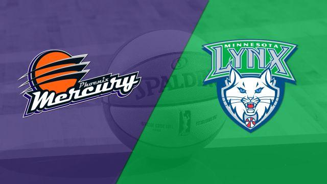 Phoenix Mercury vs. Minnesota Lynx (Semifinals, Game 2)