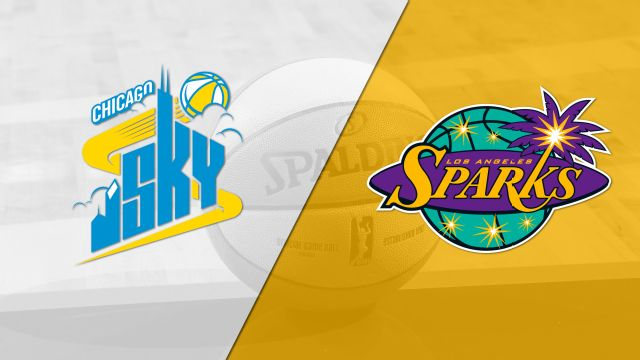 Chicago Sky vs. Los Angeles Sparks (Semifinals, Game 2)